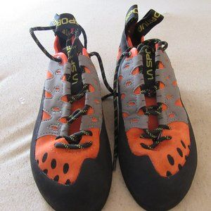 La Sportiva Men's Tarantulace Climbing Shoes Sz 7